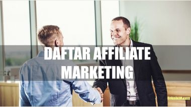 daftar affiliate marketing