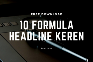 Free download ebook Rahasia membuat headline keren